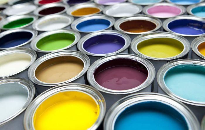 外壁塗装の塗料の種類