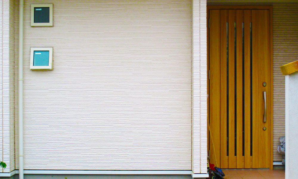 玄関・窓サッシのシーリング材の選び方