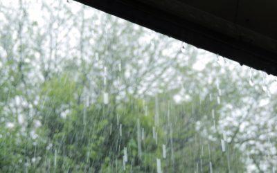 雨漏りの写真