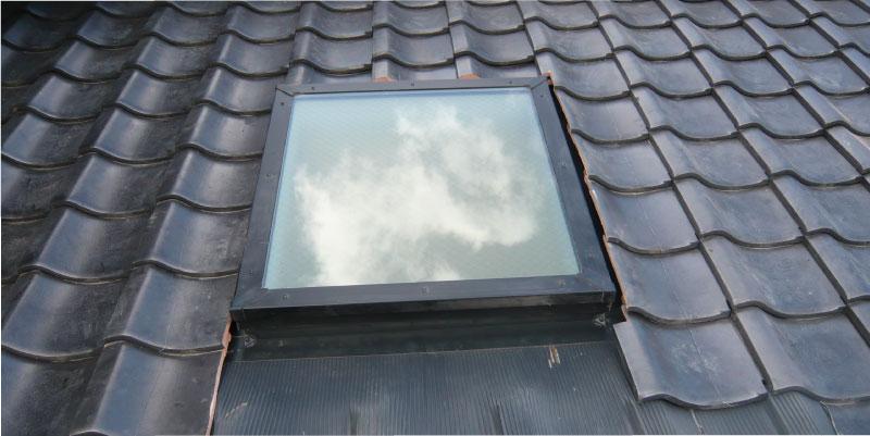 天窓の劣化